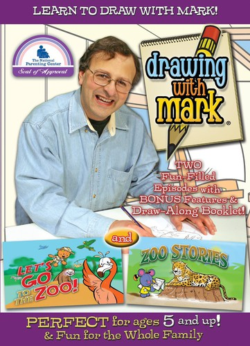 Drawing with Mark: Let's Go to the Zoo/ Zoo Stories