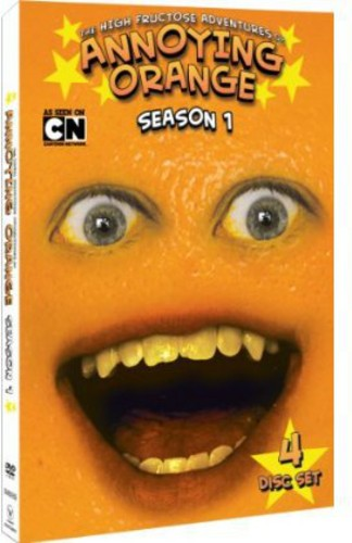 High Fructose Adventures of Annoying Orange: 1