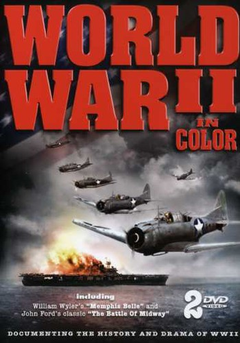 World War II in Color (2 Pack)