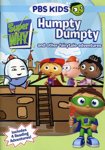 Super Why: Humpty Dumpty & Other Fairytale Advts