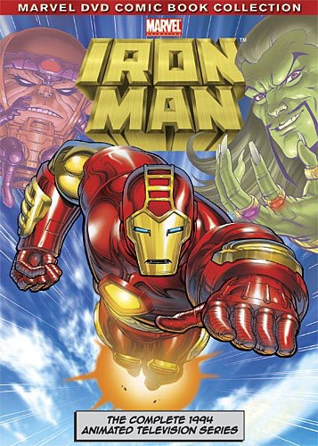 Marvel Iron Man: Complete Animated Series