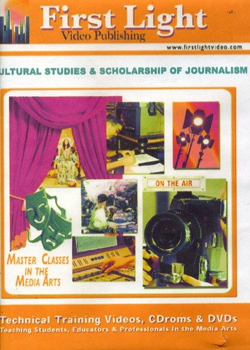 Cultural Studies & the Scholarship of Journalism