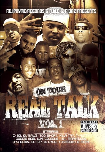 Vol. 1-Real Talk