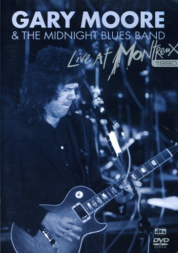 Gary Moore: Live at Montreux 1990 [+1997]