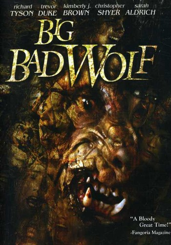 Big Bad Wolf (Conservative Art)