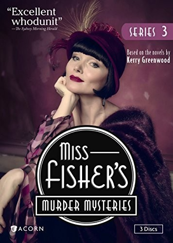 Miss Fisher's Murder Mysteries: Series 3