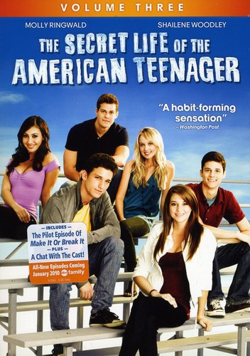 Secret Life of the American Teenager: Volume Three