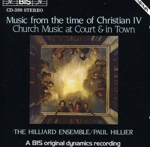 Church Music at Court & in Town
