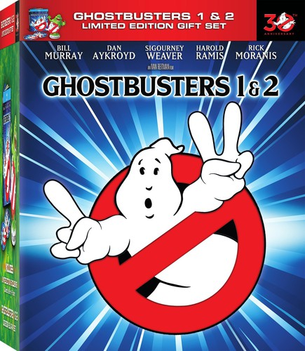Ghostbusters /  Ghostbusters 2