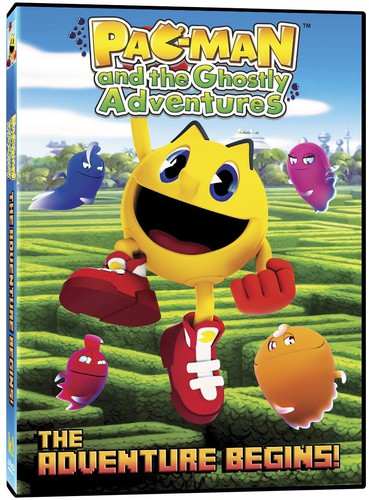 Pac-Man & the Ghostly Adventures: Adventure Begins