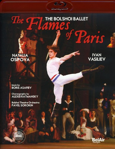 Flames of Paris