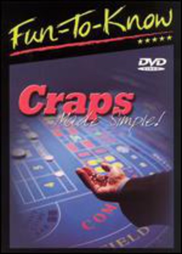 Fun-To-Know - Craps Made Simple