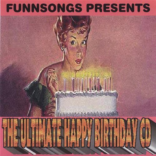 Ultimate Happy Birthday CD