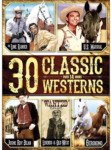 30-Classic Westerns