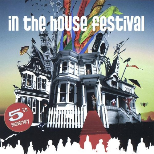 In the House Festival Compilation Album /  Various