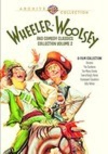 Wheeler And Woolsey: The Rko Comedy Classics Collection, Vol. 2