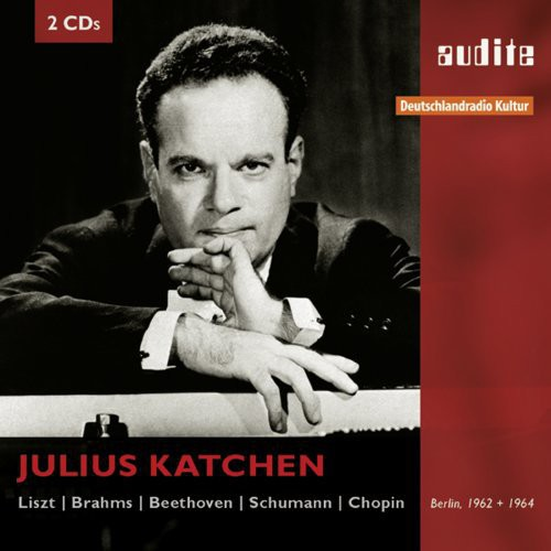 Katchen Plays Liszt Brahms Beethoven Schumann