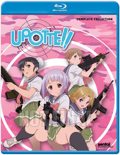 Upotte Complete Collection