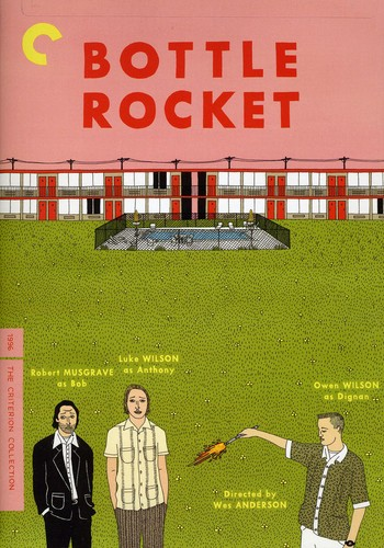 Bottle Rocket (Criterion Collection)