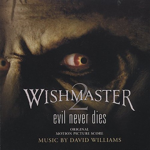 Wishmaster 2 (Score) (Original Soundtrack) [Import]