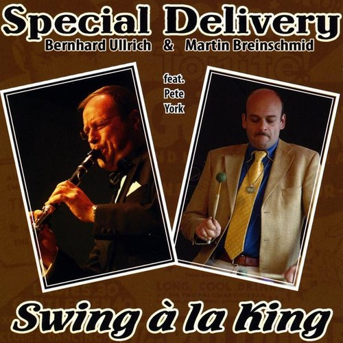 Special Delivery : Swing a la King