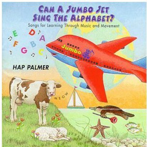 Can a Jumbo Jet Sing the Alphabet? - Songs
