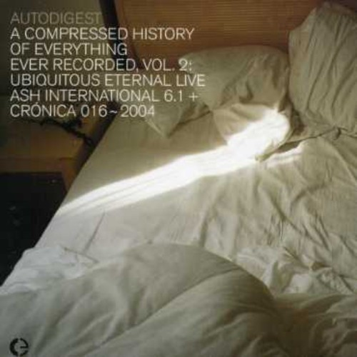 Compressed History of Everything Ever Recorded