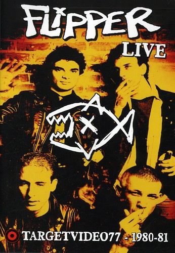 Live Target Video 1980 - 1981