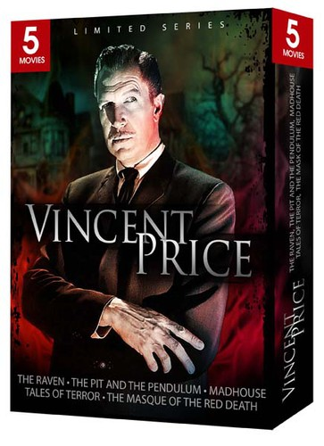 Vincent Price: 5 Film MGM