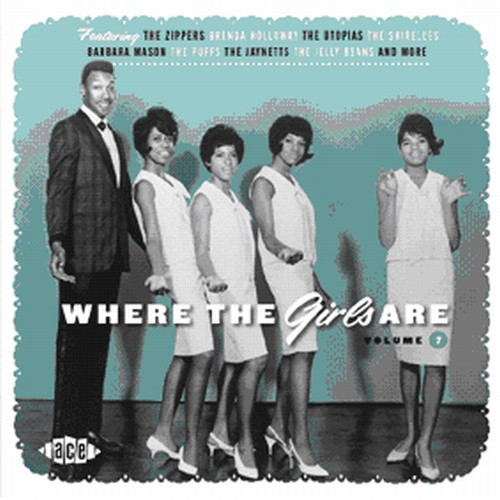 Where the Girls Are 7 /  Various [Import]