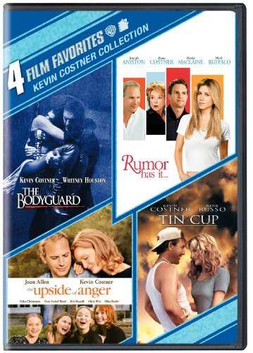 4 Film Favorites: Kevin Costner