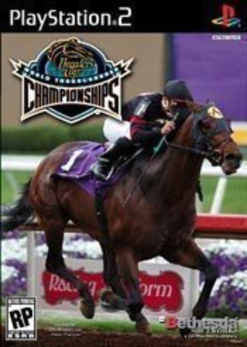 NTRA Breeder's Cup for PlaySation 2