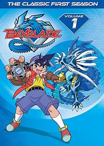Beyblade: Season 1 - Vol 1