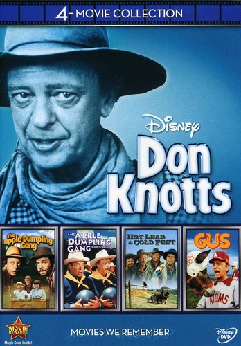 Disney Don Knotts: 4-Movie Collection