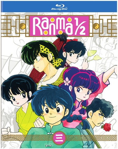 Ranma 1/ 2 - TV Series Set 3 (Standard Edition)