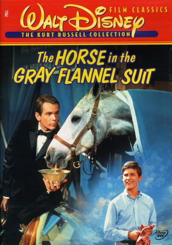 Horse in the Gray Flannel Suit