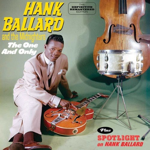 Spotlight on Hank Ballard [Import]