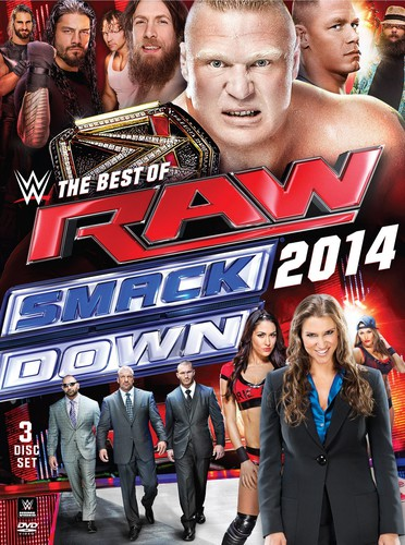 WWE: Best of Raw & Smackdown 2014