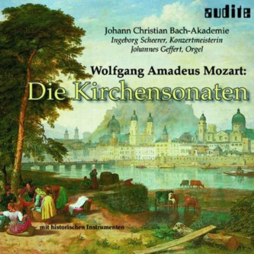 17 Church Sonatas Complete