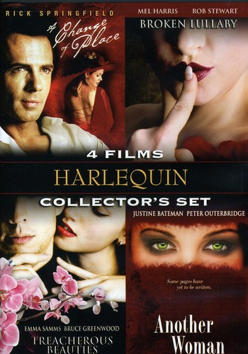 Harlequin Collector's Set 1