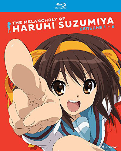 The Melancholy Of Haruhi Suzumiya: Seasons One And Two