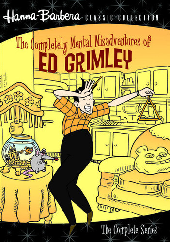 Completely Mental Misadventures of Ed Grimley: the