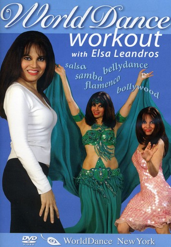 World Dance Workout: Bellydance Salsa Samba