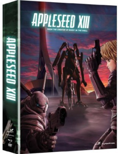 Appleseed Xiii: Complete Series