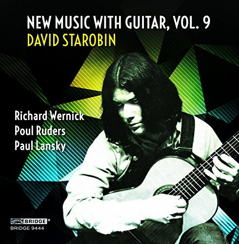 David Starobin: New Music with Guitar 9