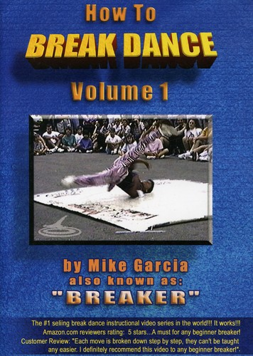 How to Break Dance 1