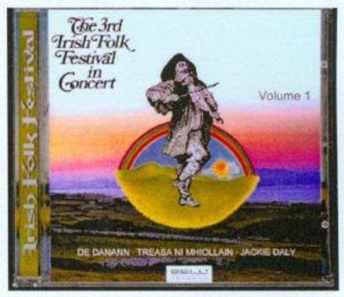 3rd Irish Folk Festival /  Various [Import]