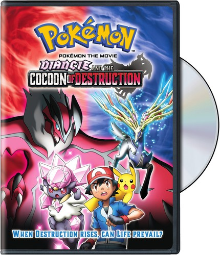 Pokemon the Movie 17: Diancie & the Cocoon of