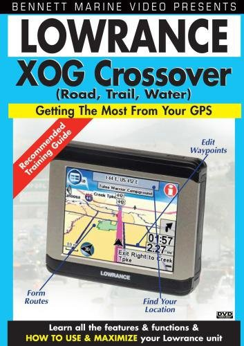 Lowrance Xog Crossover: Road Trail Water