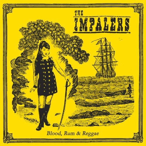 Blood Rum & Reggae